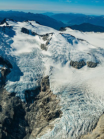 Mount Garibaldi and Glaciers