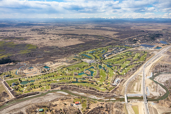 Elbow Springs Golf Club, Calgary