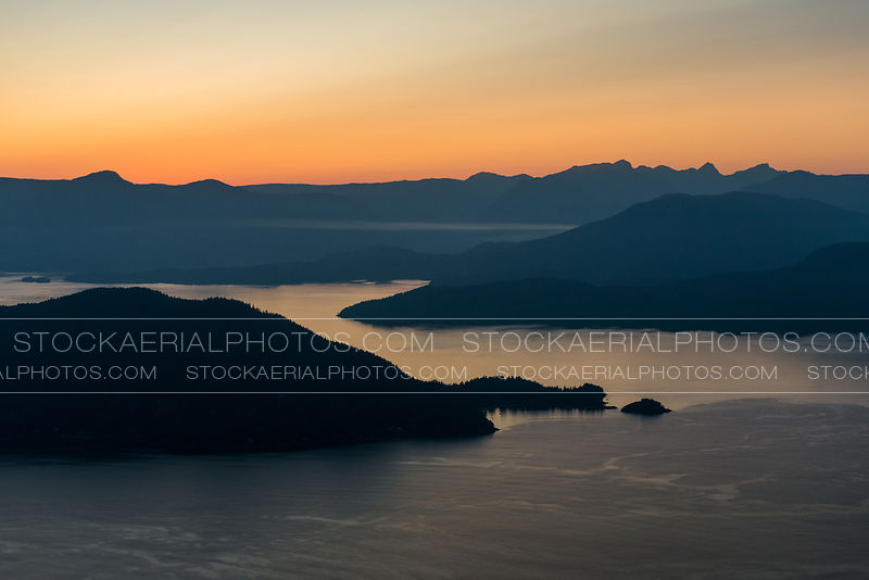 Howe Sound, British Columbia
