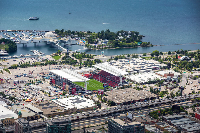 CNE Grounds, BMO Stadium