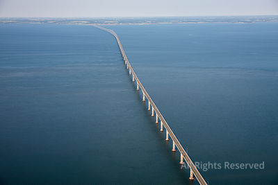 Confederation Bridge Prince Edward Island Canada