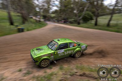 AGI Sports Adelaide Hills Rally (2020)