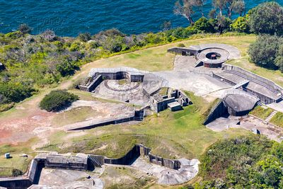 Old Forts, Middle Head