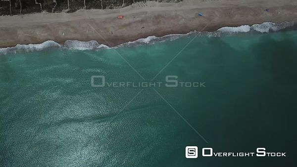 Aerial of Outer Banks, NC