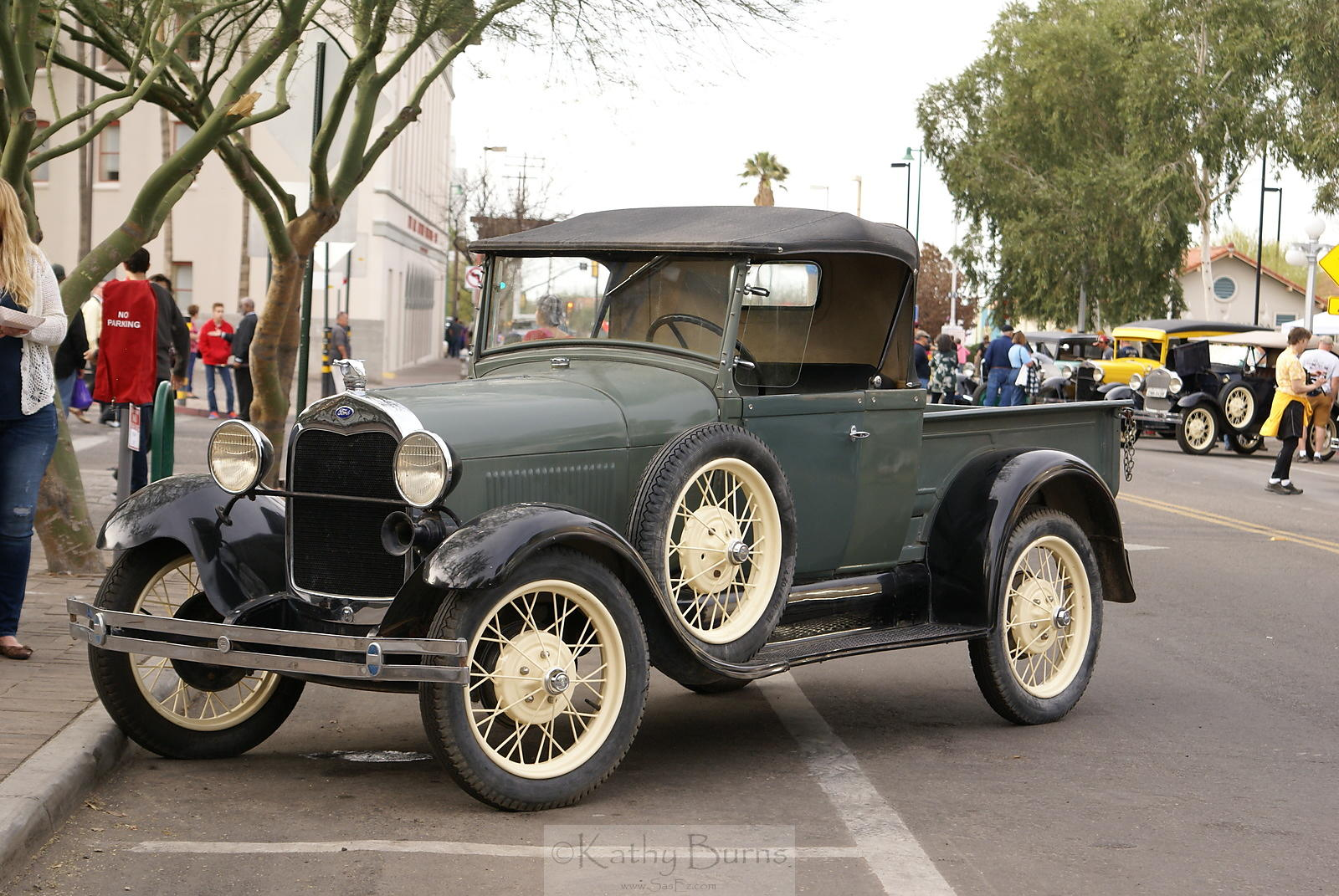 Antique Car Show, Tucson, USA