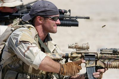 Navy SEALs Desert Training US Navy SEALs
