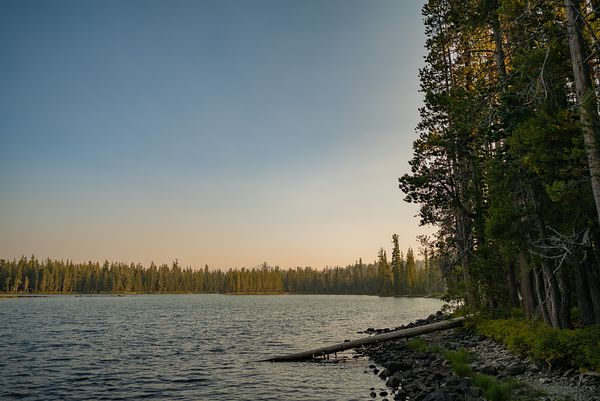 Goose Lake, Plumas National Forest, California. Photo by Jason Tinacci