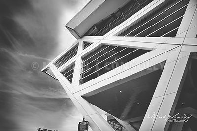 Pittsburgh Convention Center (B&W)
