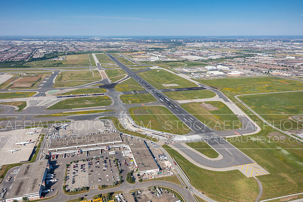 Runway 23, Toronto Pearson International Airport