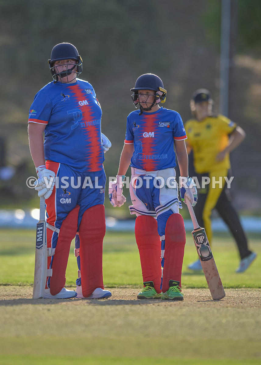 Vikings - Vs - Sixers - Durbanville Cricket Club .