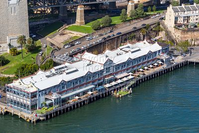 Pier One, Walsh Bay