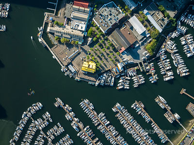 Fishermans Wharf and Granville Island Vancouver BC
