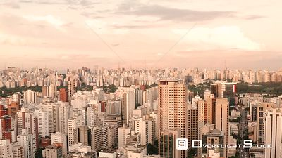 Drop Into Sao Paulo Neighbourhood Brazil