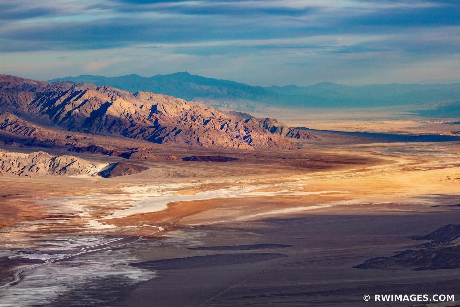 DANTE'S VIEW DEATH VALLEY CALIFORNIA AMERICAN SOUTHWEST DESERT LANDSCAPE
