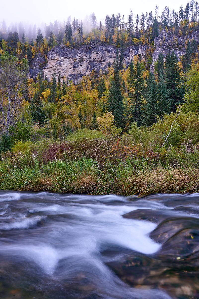 Cascading_Spearfish_Canyon