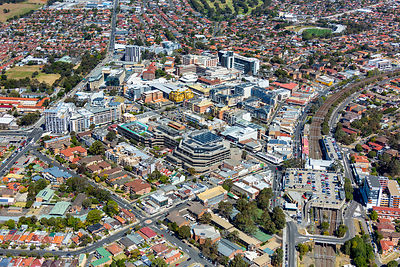 Kogarah From the North