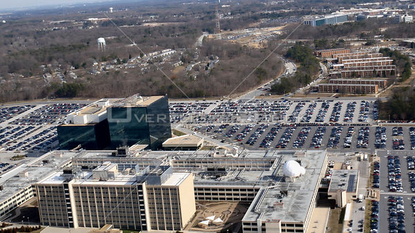 NSA National Security Agency Headquarters Fort Meade Maryland