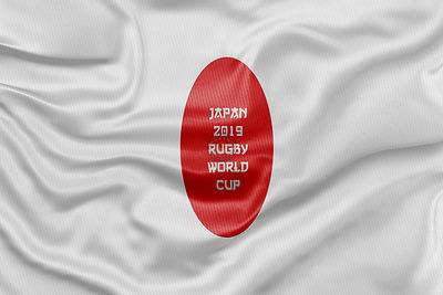 The 2019 Rugby World Cup in Japan.