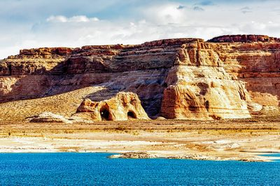 Coves on Shore of Lake Powell
