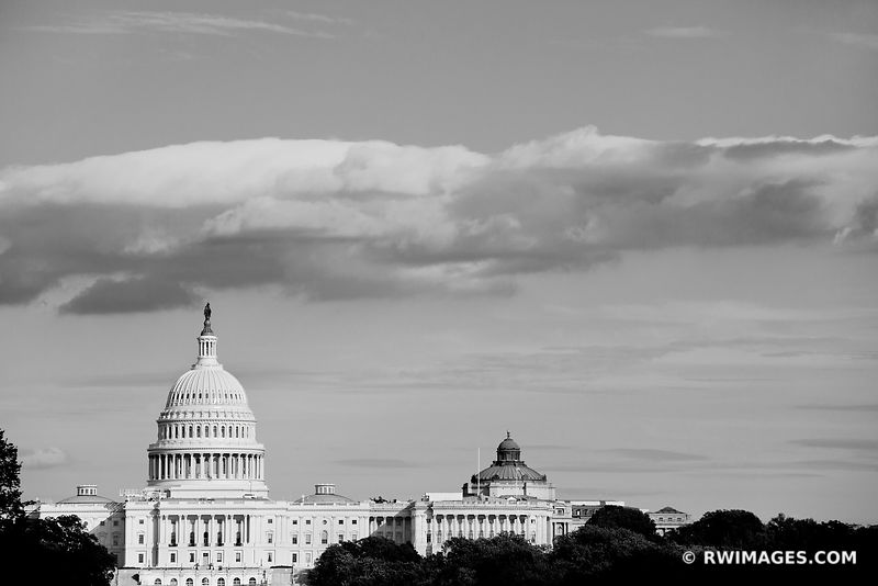 Washington DC - Black and White Photos