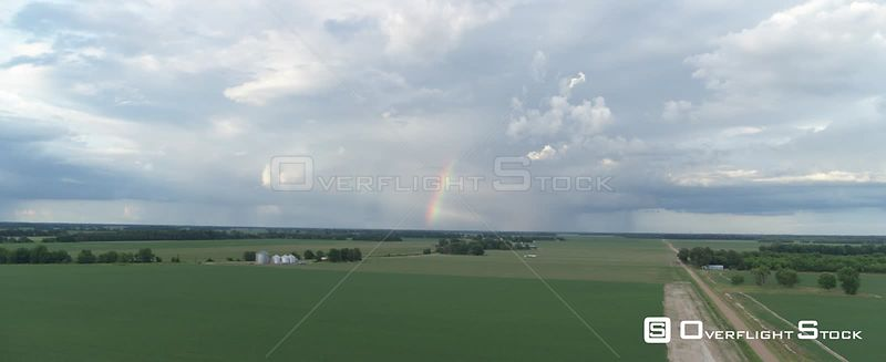 Rainbow and Farming in Mississippi State