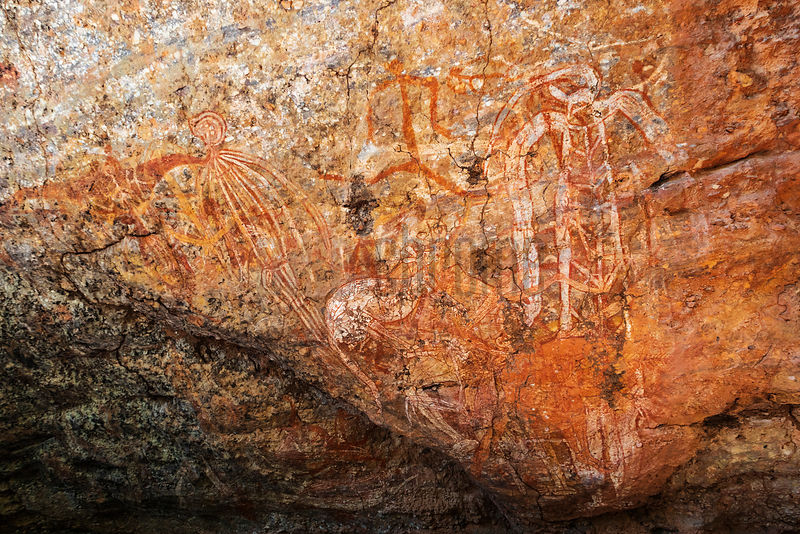 Traditional Rock Art