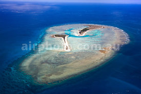 Fairfax Island, Great Barrier Reef.