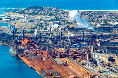 Port Kembla Industry