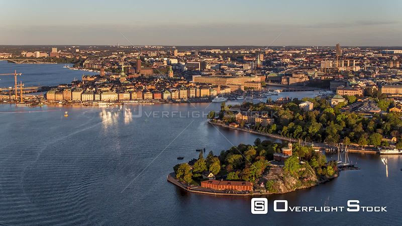 Drone Video Stockholm Sweden