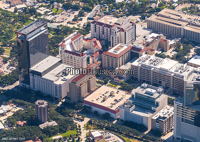 Memorial Hermann Hospital in the Texas Medical Center