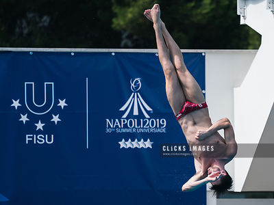 Men's Diving - 2019 Summer Universiade