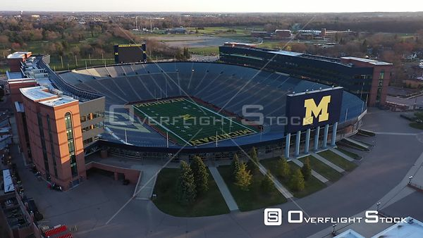 Michigan Stadium University Of Michigan