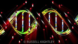DNA City Lights Glow