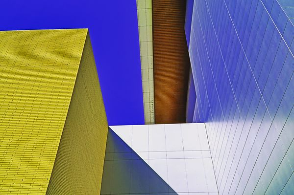 Abstract Urban Landscapes