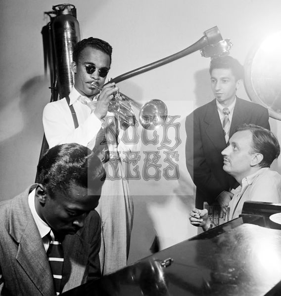 Howard McGhee, Miles Davis and Brick Fleagle