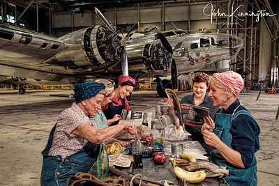 Rosie the Riveter Series