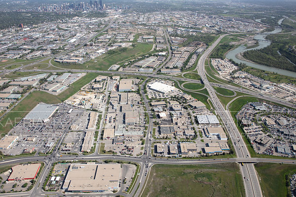Fairview Industrial Park, Calgary