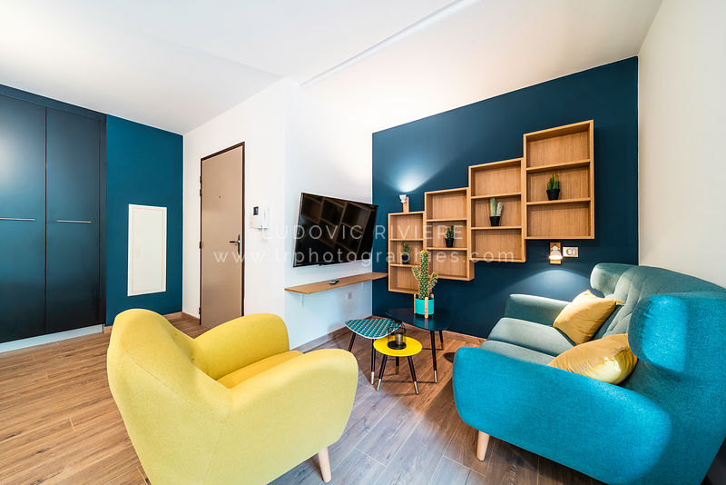 Shooting Photo Immobilier Colocation Saint-Denis