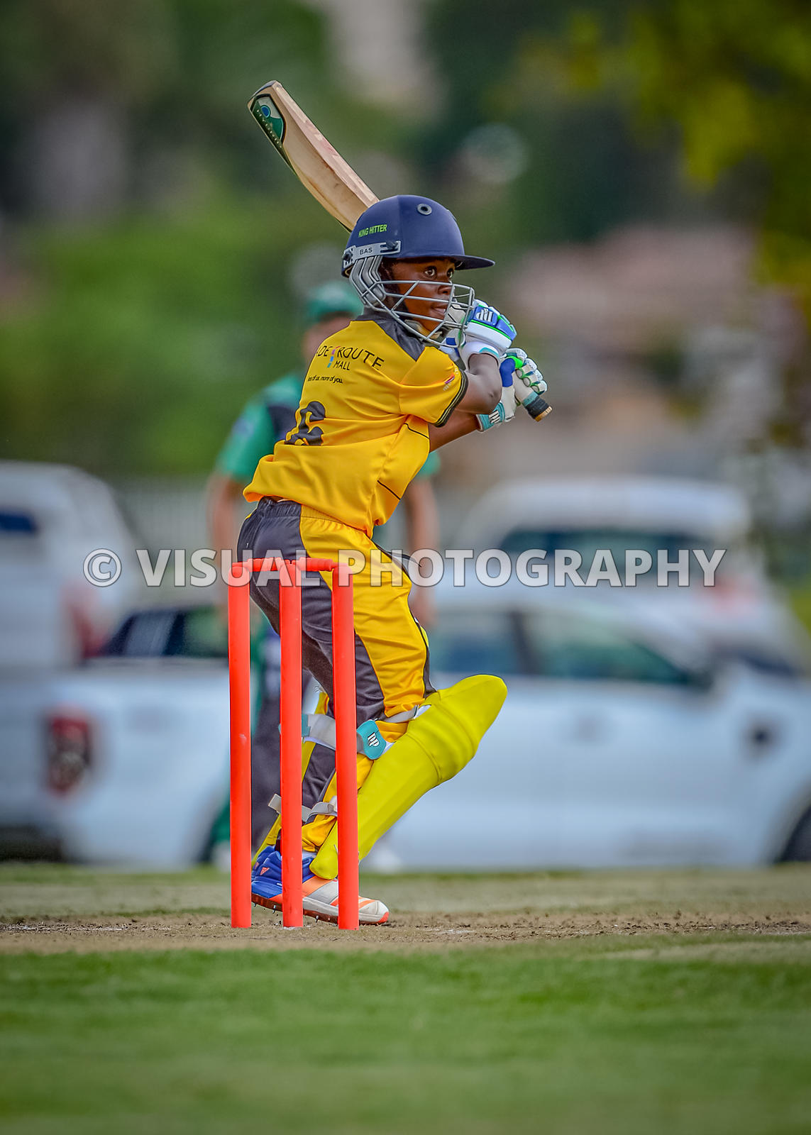 Bulls - Vs - Bo-Kaap Phantoms  - Durbanville Cricket Club .
