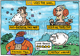 Uses for wool
