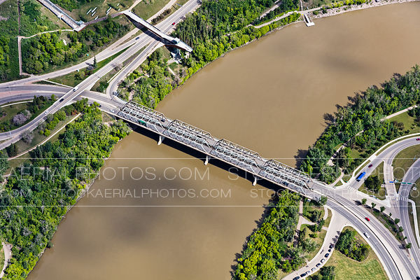 Low Level Bridge, Edmonton