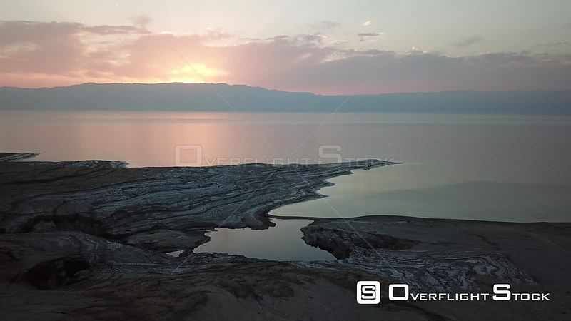 Dead Sea Sunrise Israel