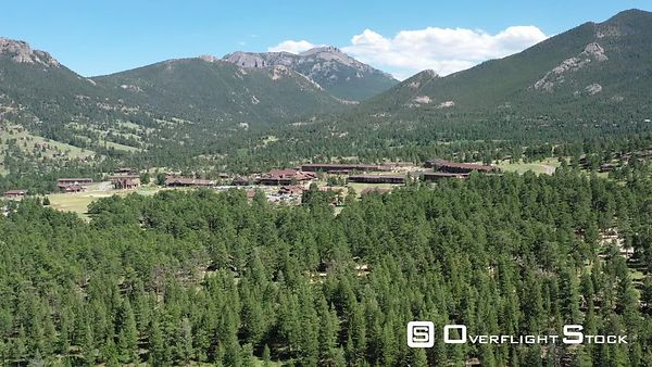 YMCA of the Rockies, Estes Park, Colorado, USA