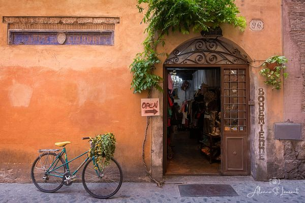 Rome_Bohemienne_Shop_Bicycle