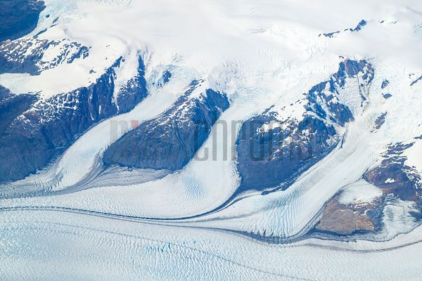 Meeting of Glaciers