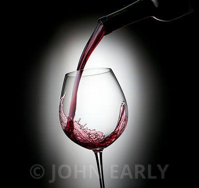 Perfect Wine Splash