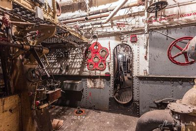 Boblo_Boat_Columbia_Engine_Room_Door
