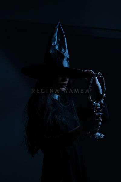D: Witch