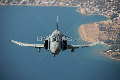 McDonnel Douglas F-4 Phantom Fighter Greek.