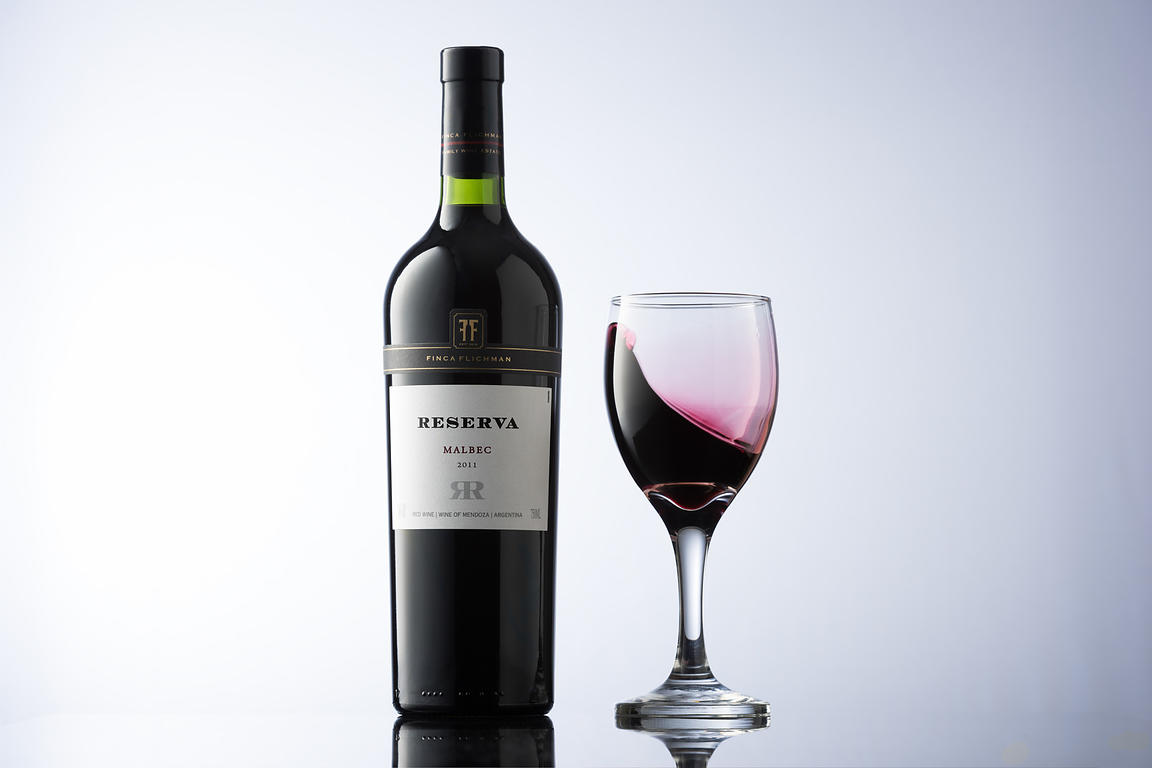 Malbec Red Wine, Argentina, Montreal Commercial Photographer, South Shore Product Photography